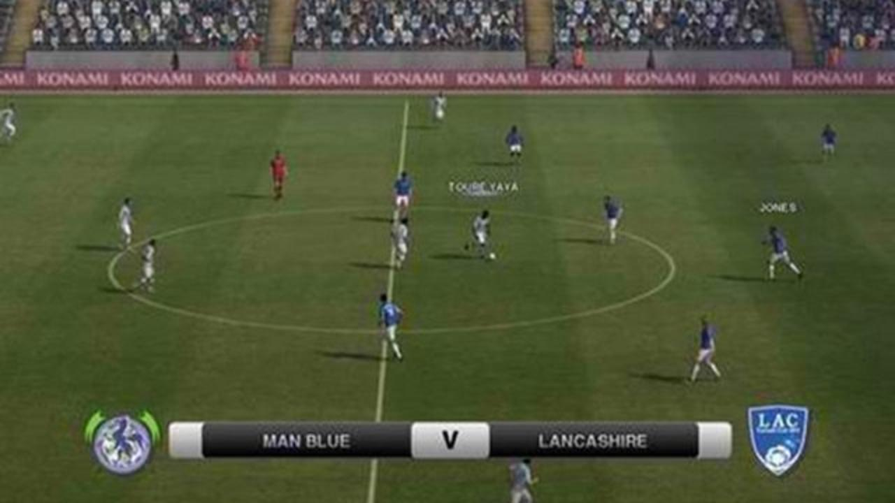 Download Game Pro Evolution Soccer 2011 PS2 ISO - Game Tegal
