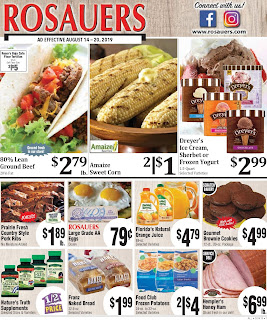 ⭐ Rosauers Ad 8/21/19 ✅ Rosauers Weekly Ad August 21 2019