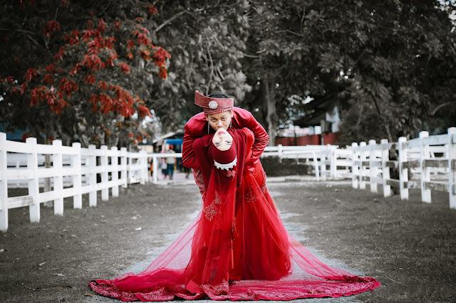 Pakej Fotografi Perkahwinan Romantik