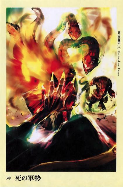 Overlod Light Novel Bahasa Indonesia - Jilid 4