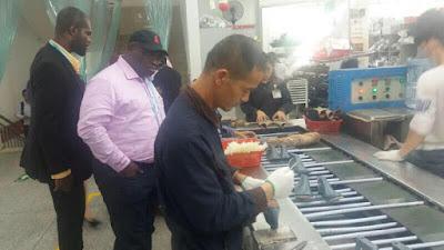 Ikpeazu's $1.5b Shoe Deal With China
