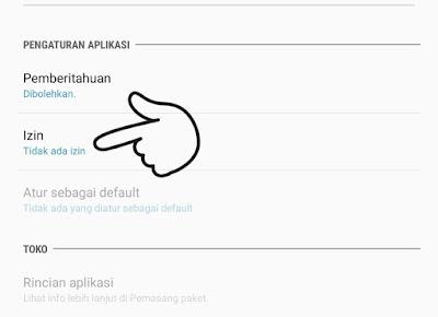 Tips Mengatasi Aplikasi tidak bisa di buka Setelah Instal di Android Versi  Nougat dan Ke Atasnya