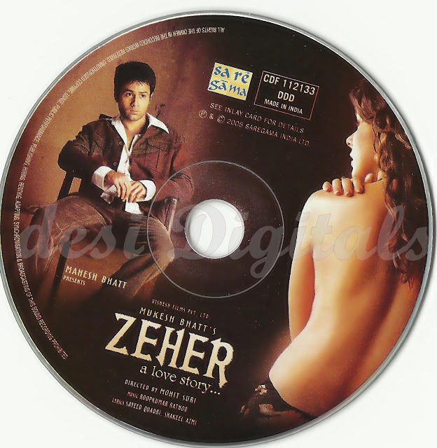 Im A Rider Song 320kbps Download: THE HOME OF SHREYA GHOSHAL SONGS: Zeher [2004-MP3-VBR