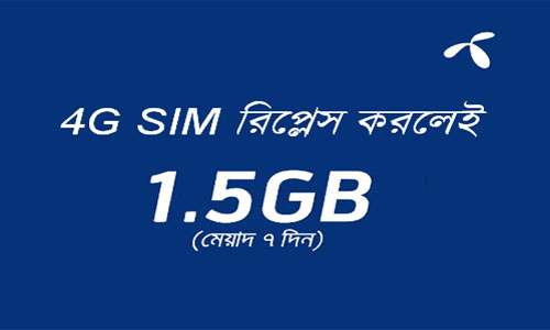 GP 4G SIM Replacement Offer