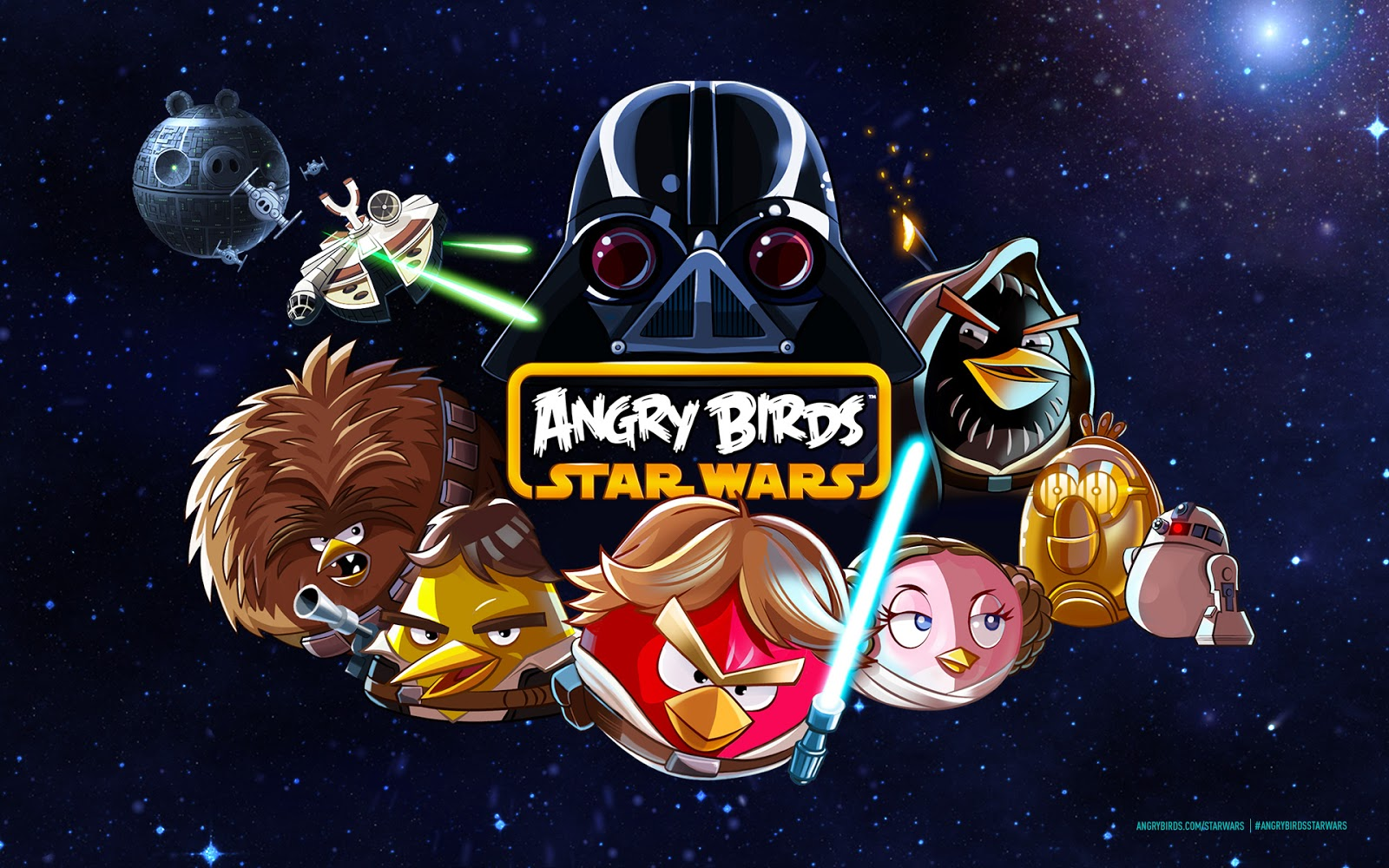 FinFan Blog: Angry Birds Star Wars Character