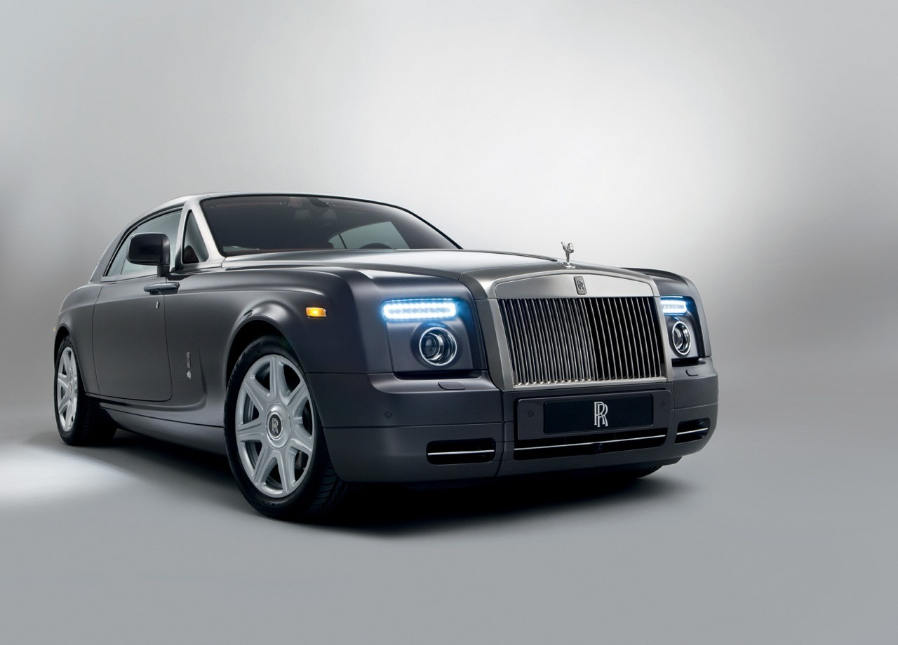 Rolls Royce Phantom  Car Models