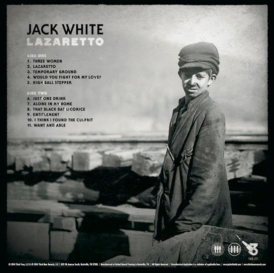 The Record Store Songs From Jack White S New Vinyl Lp