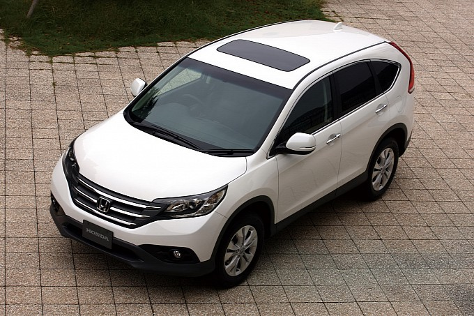 Harga All New Honda CRV 2012