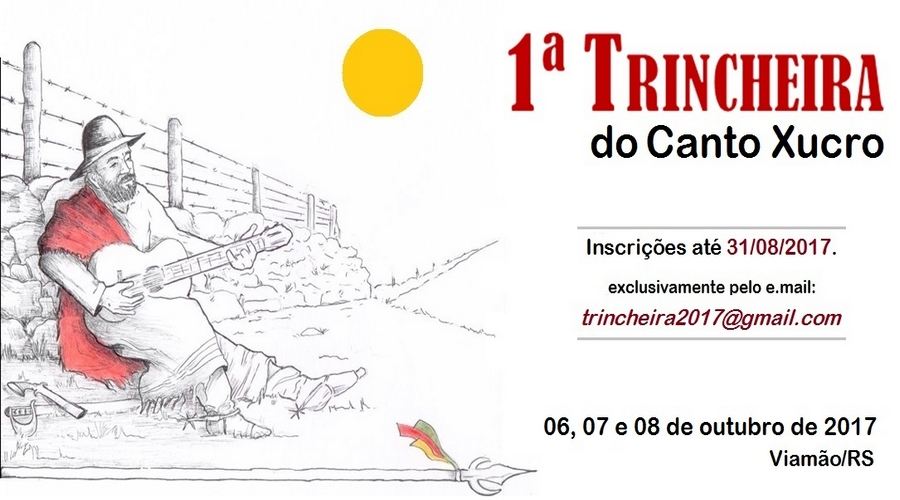 Regulamento da 1ª Trincheira do Canto Xucro