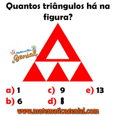 Desafio - Qual é número máximo de triângulos?