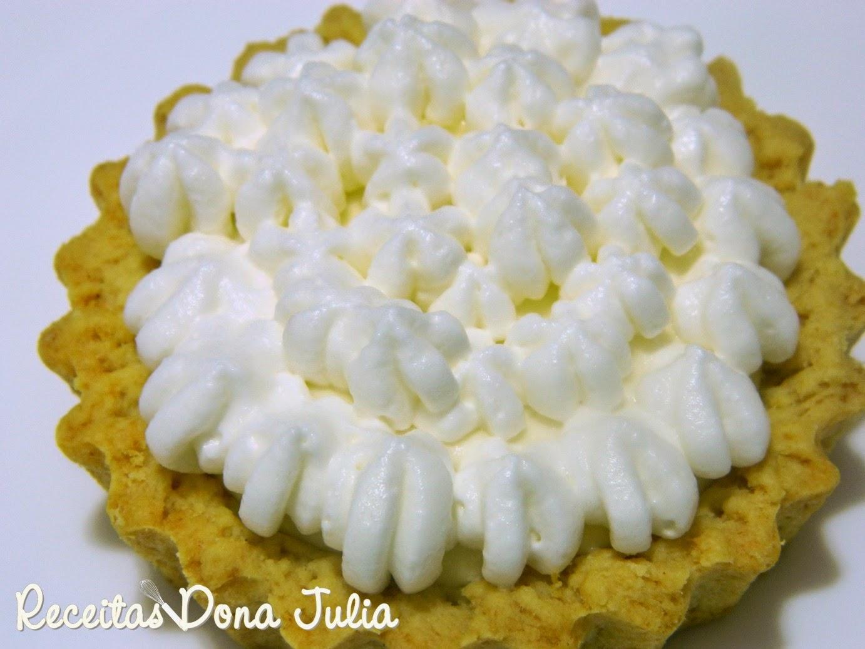 """""""Torta de limão"""""""