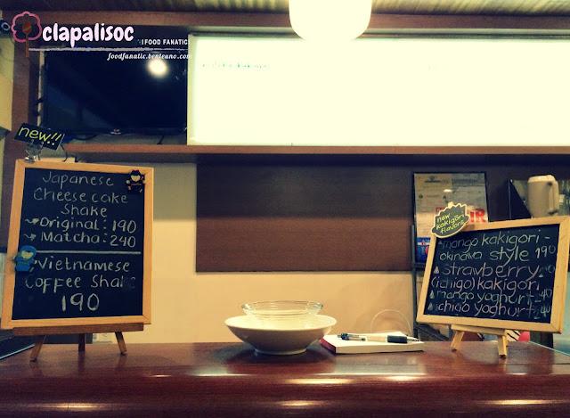 Ikigai Kakigori Cafe Tomas Morato