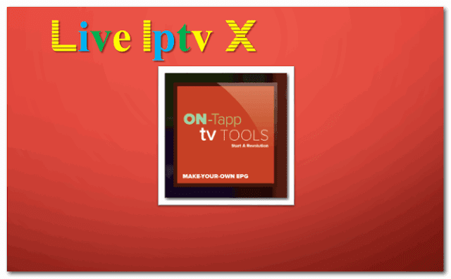 On-Tapp.TV Tools live tv addon