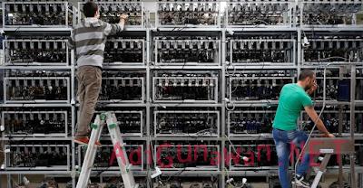 Cara Mining Bitcoin untuk pemula dengan Perusahaan Mining