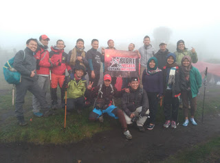 Paket Merbabu - XploreNesia - Mountain Guide
