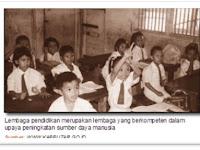 Pembangunan Masyarakat Indonesia