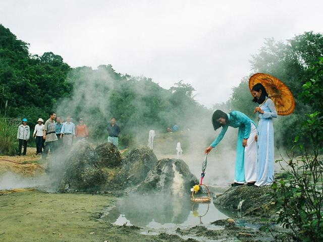 Tien Lang Hot Spring - Hai Phong