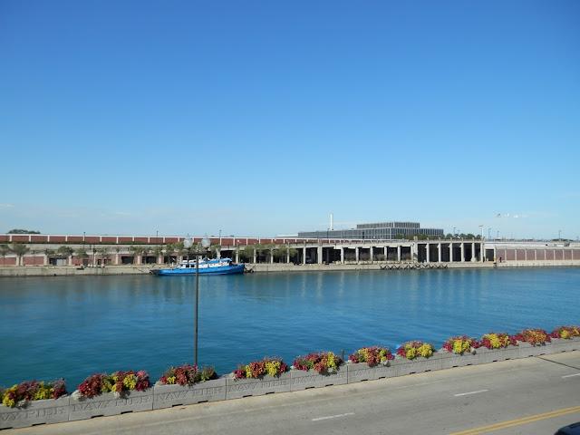 Navy Pier à Chicago