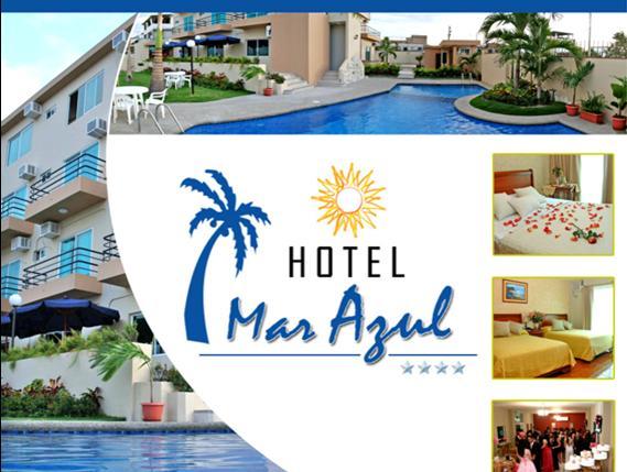 Hotel Mar Azul Manta  Ecuador Turistico