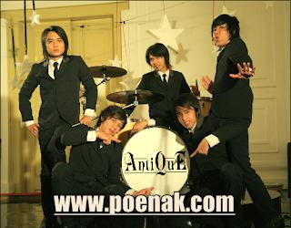 Lagu Antique Band
