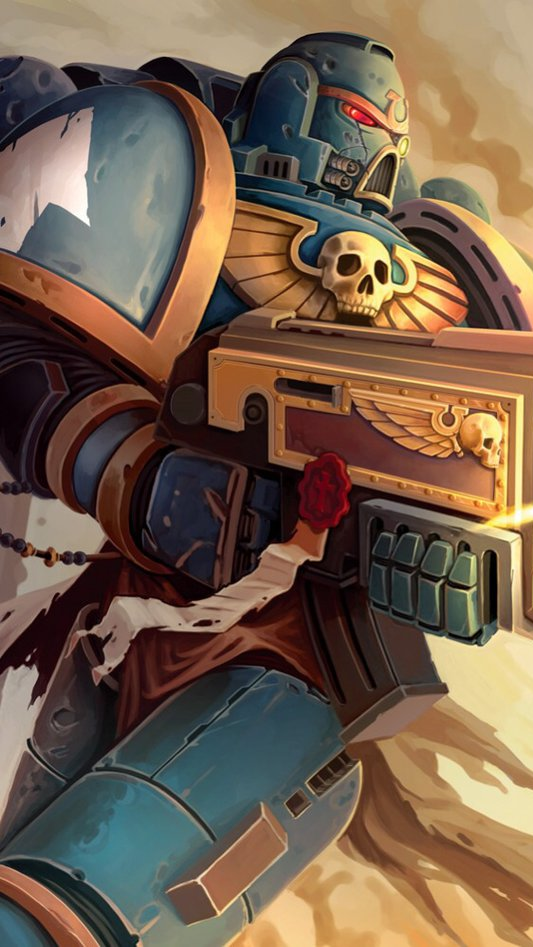 Warhammer 40K Wallpapers for Phone