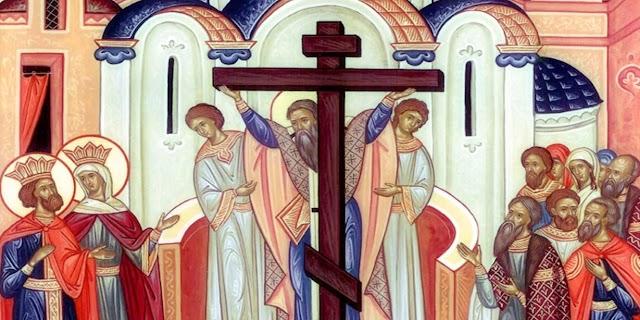 Ύψωση Τιμίου Σταυρού-Πρόγραμμα εορτής στον Άγιο Νικόλαο Φιλοπάππου