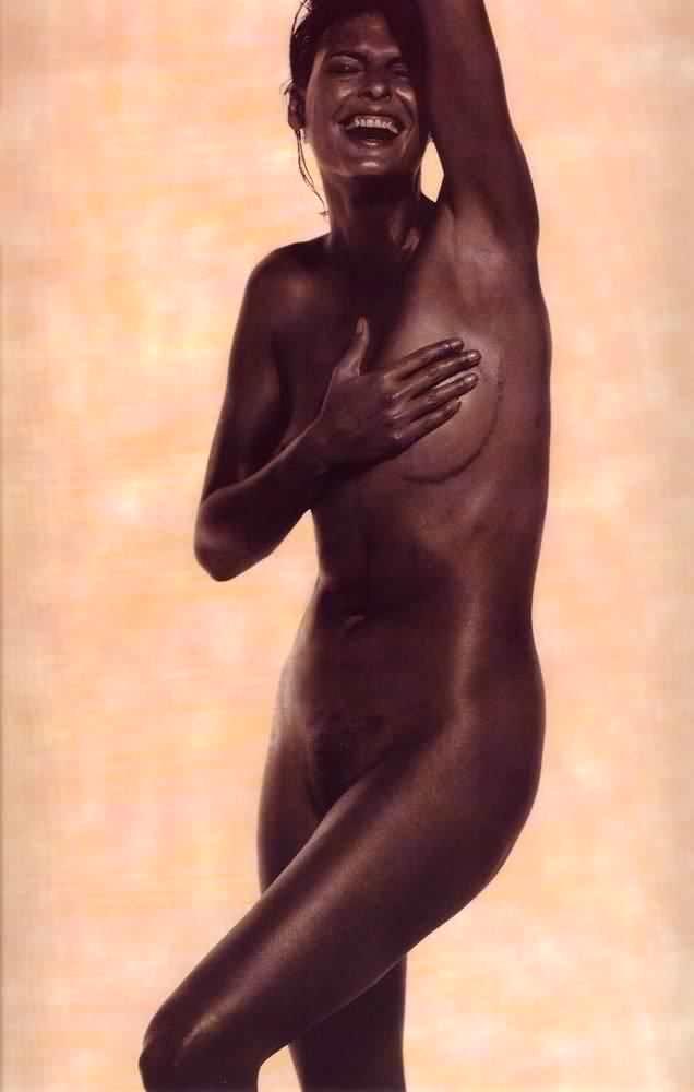 Linda evangelista nude