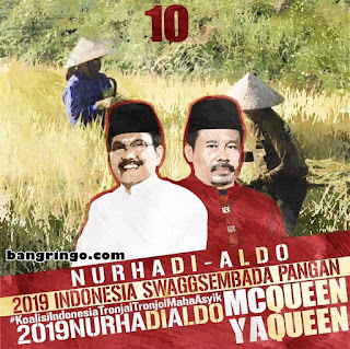 2019 Indonesia swaggsembada pangan- 2019nurhadialdo