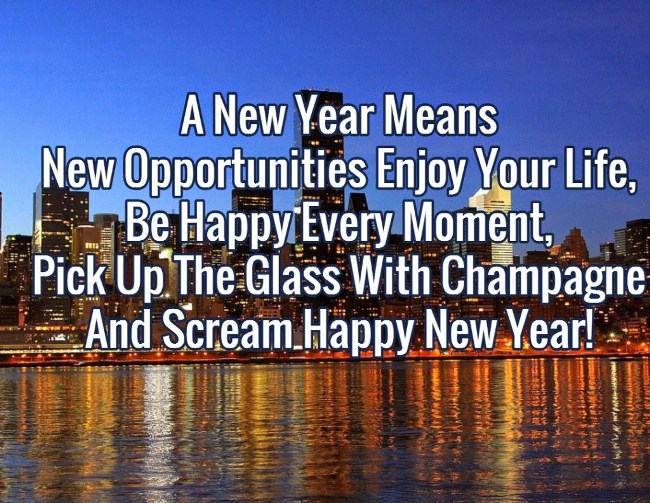 New Year 2018 Best Inspirational And Funny Quotes Best Wishes