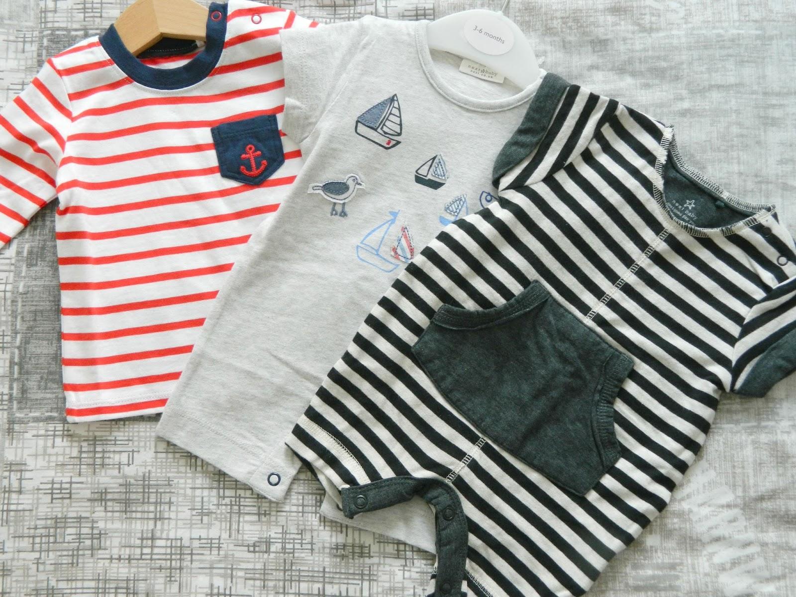 Newborn Baby Boy Clothes Next