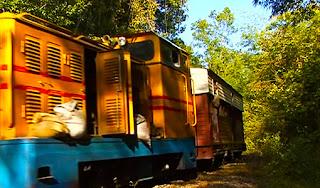 Myanmar train travel (2)