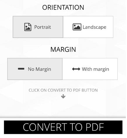 Membuat pdf dari gambar di HP Android
