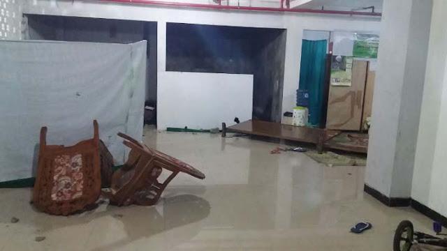 """Sambil Teriak """"Aku cah PDI"""", Masjid Quwwatul Islam Yogyakarta Dirusak"""