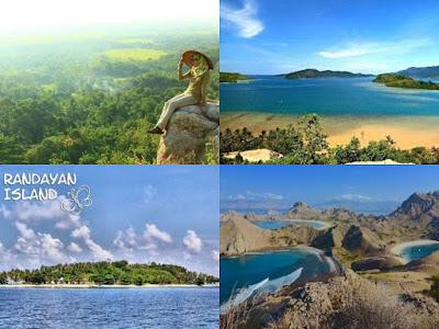 destinasi wisata terbaru di indonesia