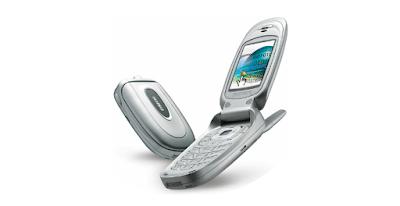 هاتف samsung x450