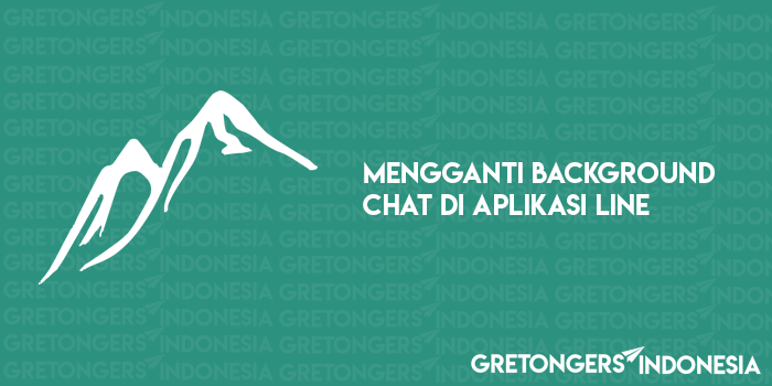 Cara Mengganti Background Wallpaper Chat di Aplikasi Line
