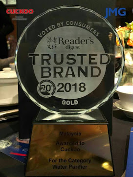 TRUSTED BRAND CUCKOO 2018