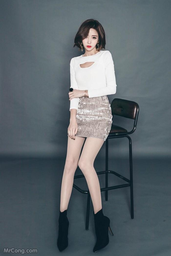 Người đẹp Ye Jin trong bộ ảnh thời trang tháng 11/2016