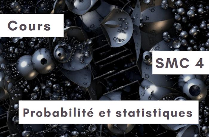 Cours de Probabilité et statistiques SMC Semestre 4 PDF