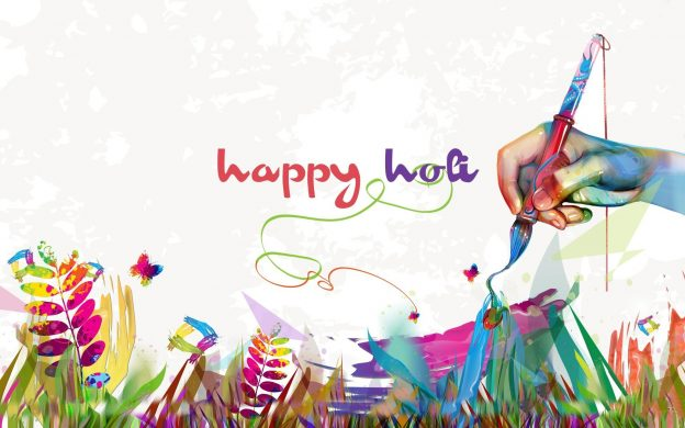 Happy Holi Photos for Mobile