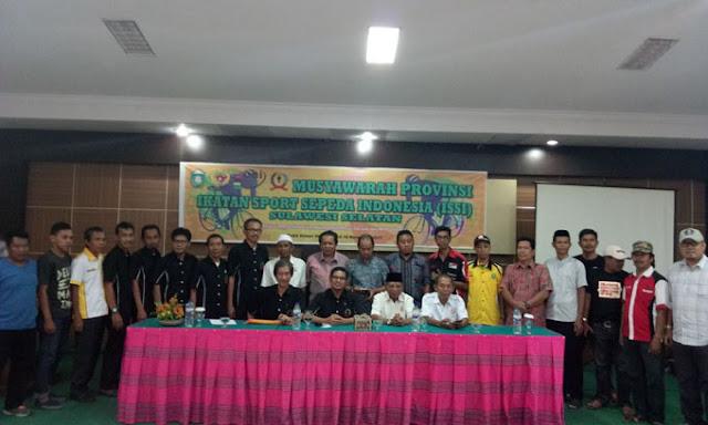 Pengprov ISSI Bermusyawarah Sembari Praporda