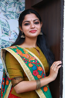 Actress Nikhila Vimal Stills at Panjumittai Audio & Trailer Launch  0009.jpg