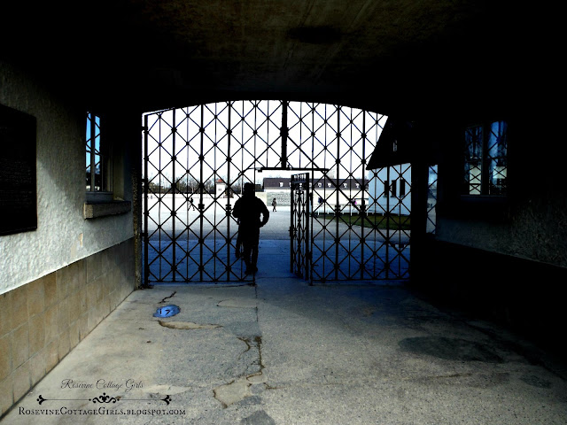gate of Dachau