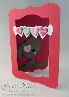 Doggone Sweet, Valentine by Grace Baxter