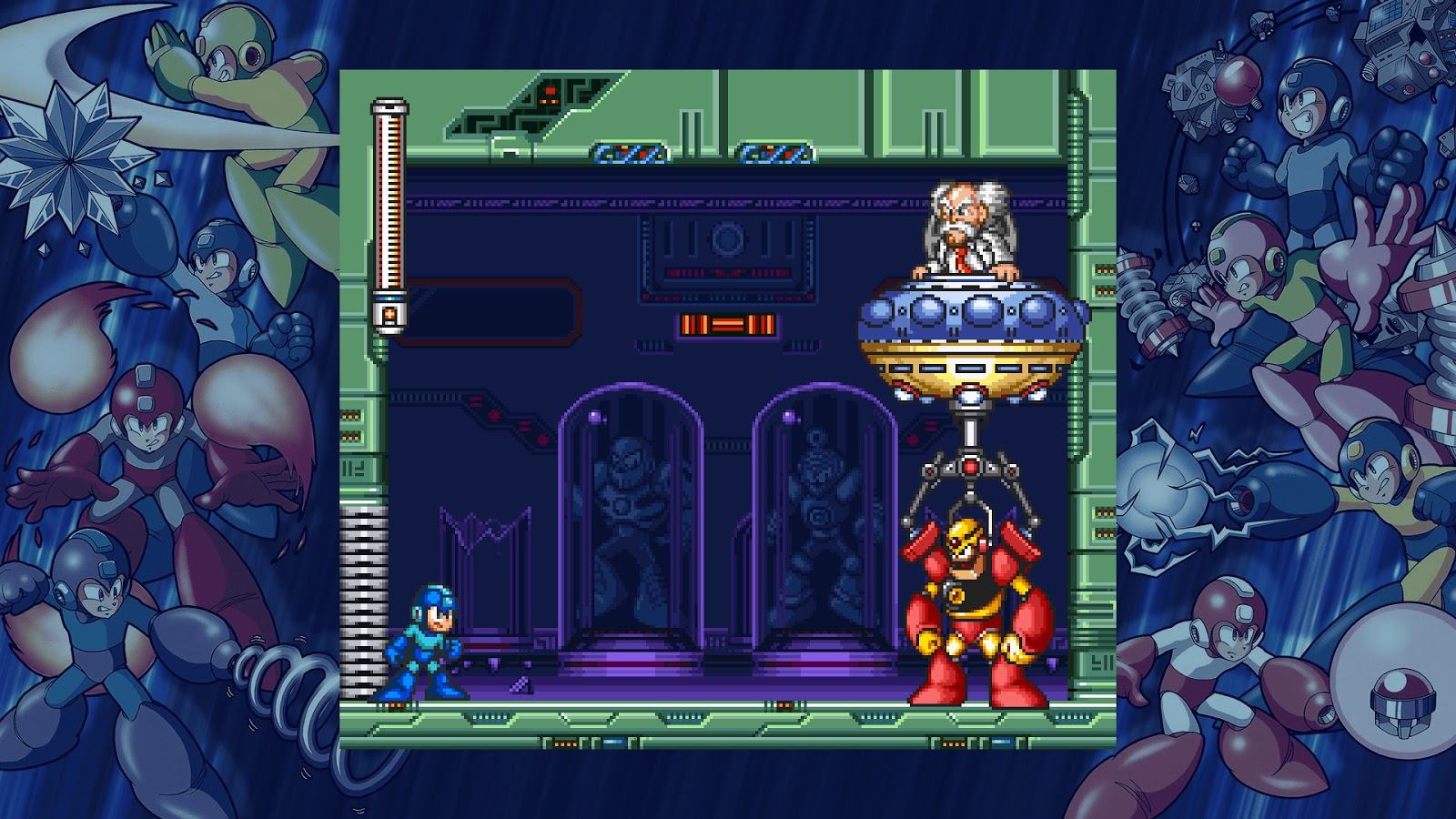 Mega Man Legacy Collection 2 ESPAÑOL PC (DARKSiDERS) 2