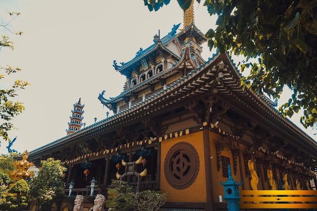 Khám phá Chùa Minh Tịnh   thành phố Quy Nhơn tỉnh Bình Định