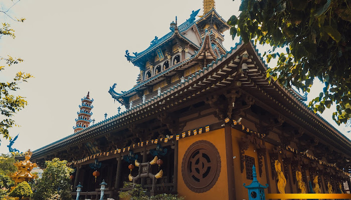 Khám phá Chùa Minh Tịnh | thành phố Quy Nhơn tỉnh Bình Định