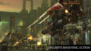 Warhammer 40,000 Freeblade Android Apk