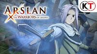 Un trailer de lancement pour Arslan: The Warriors Of Legend dans les rayons dès vendredi.