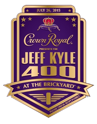Crown Royal Presents the Jeff Kyle 400 #NASCAR